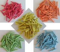 FarbenlotterieTreffer, Farbe GELB - Nr.: 201-250