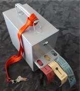Billett-Kassette - Box - Rollen - Abroller